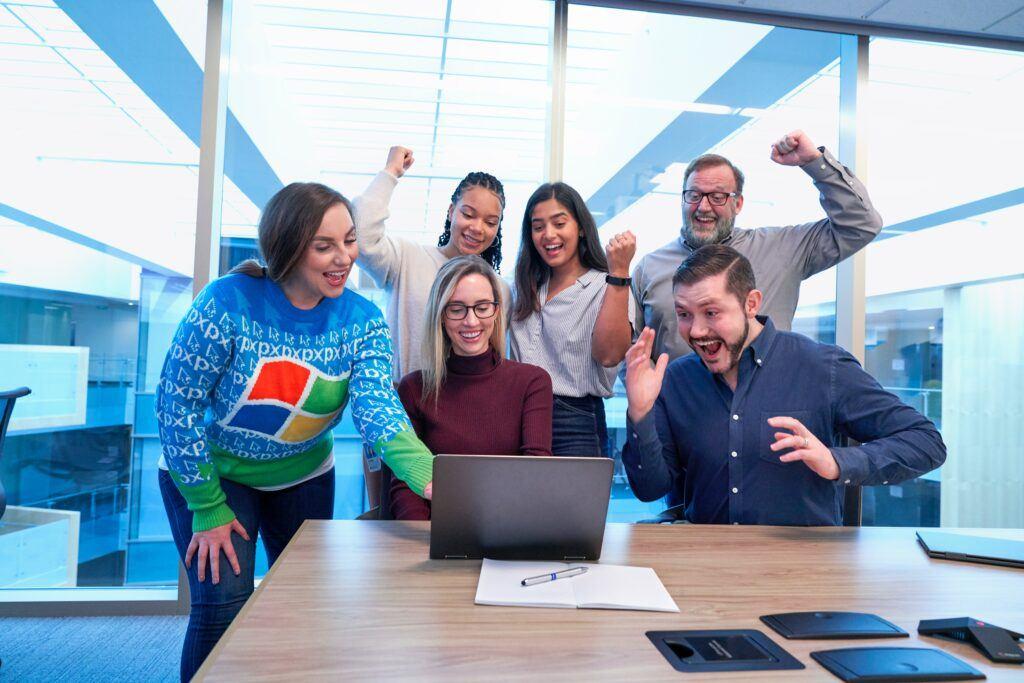online business success stories.