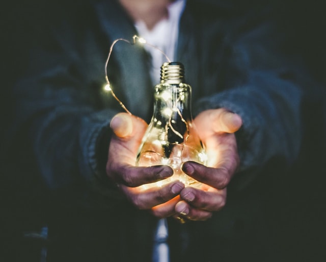 Build your own business ideas.