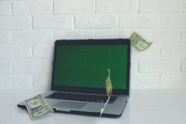 Creating a residual income online.